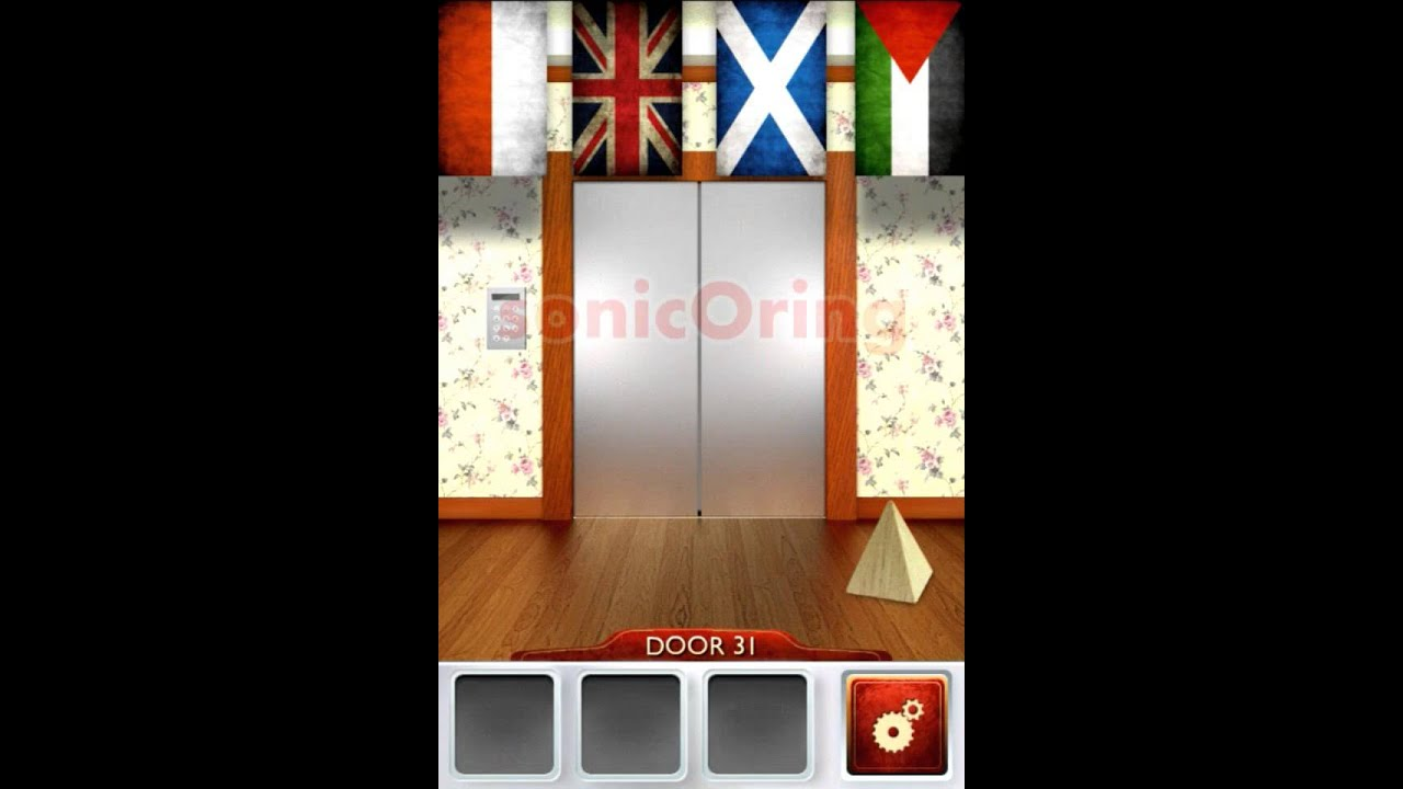 100 doors 2 beta level 31 walkthrough cheats youtube for 16 door puzzle solution