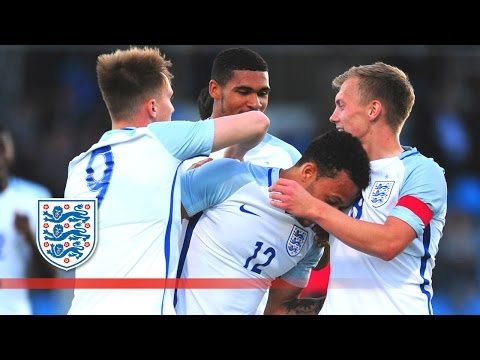 England U21 1-0 Portugal U20 (2016 Toulon Tournament) | Goals & Highlights