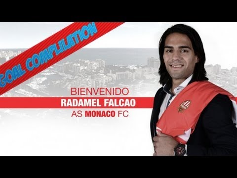 Radamel Falcao® ★Welcome to Monaco★