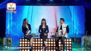 CambodianIdol Talkshow EP 3 Part 4