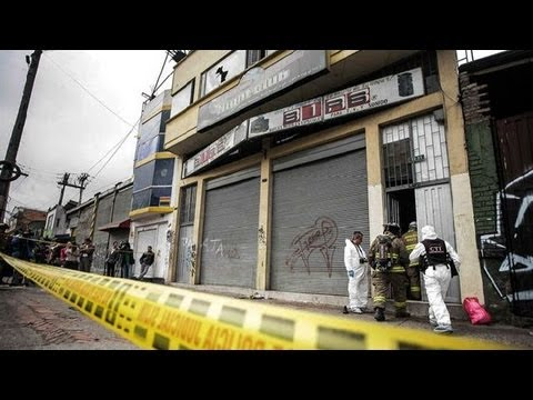 Bogota nightclub stampede kills six