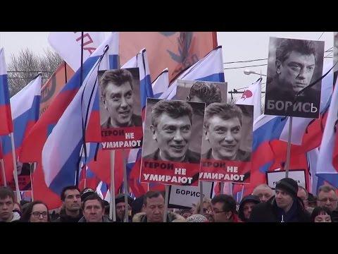 Люди на мосту. Битва за мемориал Немцова