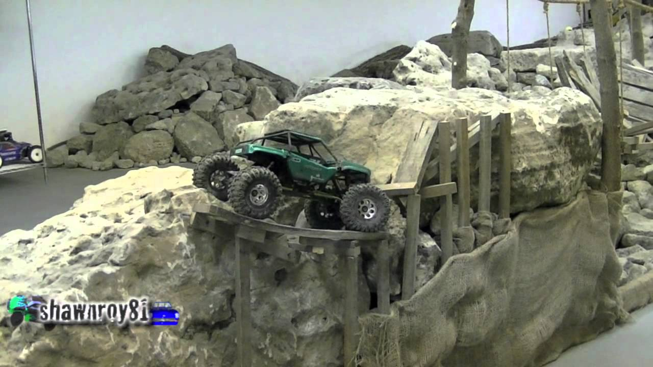 GTA Hobbies Rock Crawler Course - YouTube