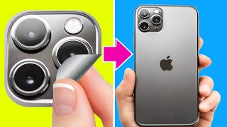 30 HACKS THAT WILL MAKE YOU RICHER || WHEN THERE IS NO MONEY FOR A NEW IPHONE
