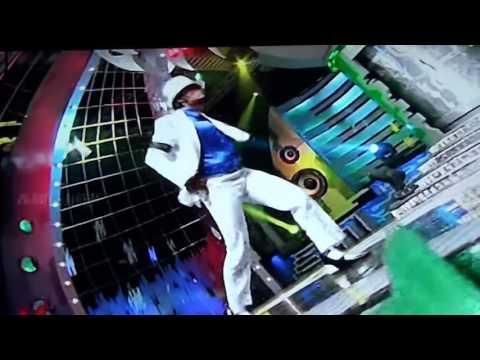 sandy remix performance in manada mayilada for ponaal pogattum in mj music
