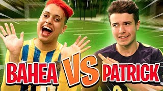 RIVALIDADE NO BANHEIRISTAS!!! (BAHEA vs PATRICK) - DESAFIOS DE FUTEBOL