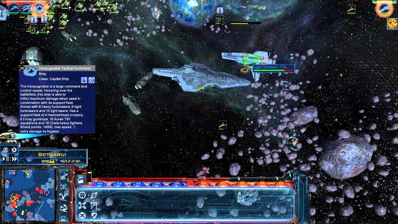 Star Wars Republic at War Space Battle Star Wars Old Republic at War