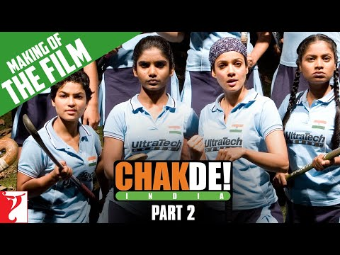 Making Of The Film - Part 2 - Chak De India (shahrukh Khan) video