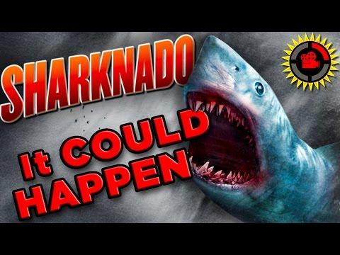 Film Theory: How to Make A REAL Sharknado!