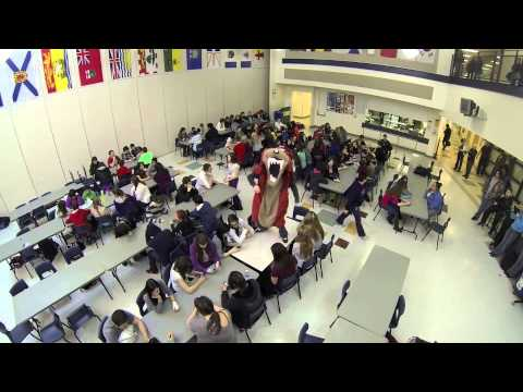 Richmond Academy does the Harlem Shake - 03/08/2013