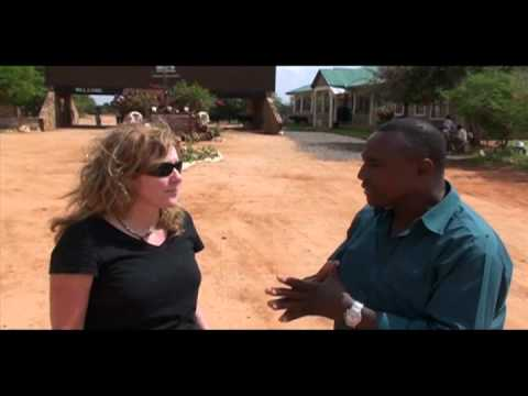 Tsavo National Park in Kenya & Fighting Black Rhino Poachers