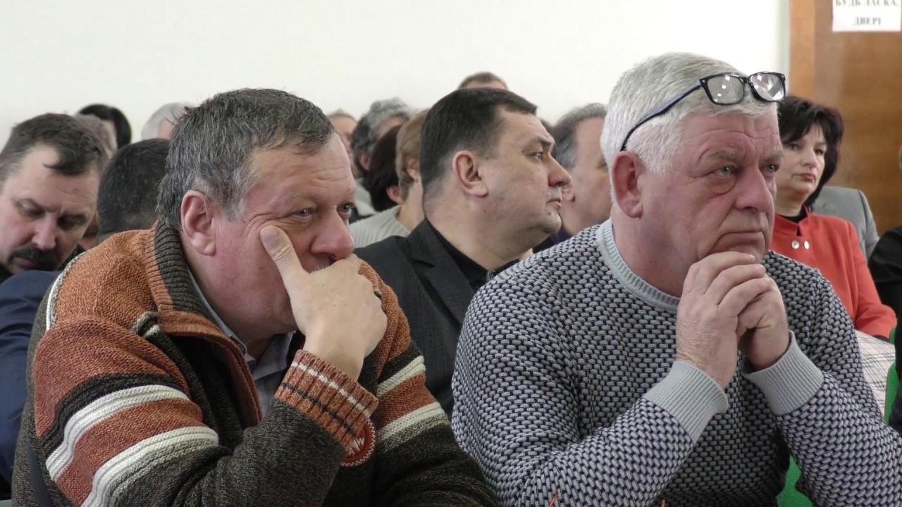 Депутати Калуської райради підтримали пропозицію Матвійчука про фінансування медицини