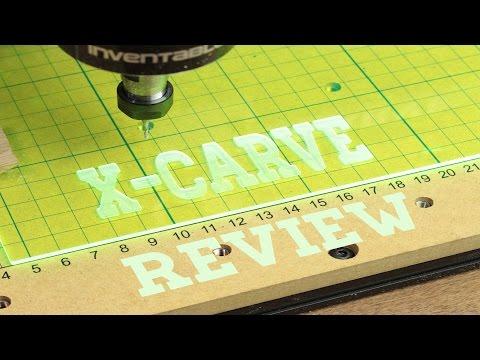 X-Carve DIY CNC Machine Review