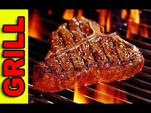Vlog: Jak Zrobić Zajebistego Steka, Najlepszy Steak Z Grila #1
