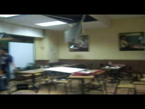 Terremoto en Chile 2010 - Viña Del Mar (En Vivo)