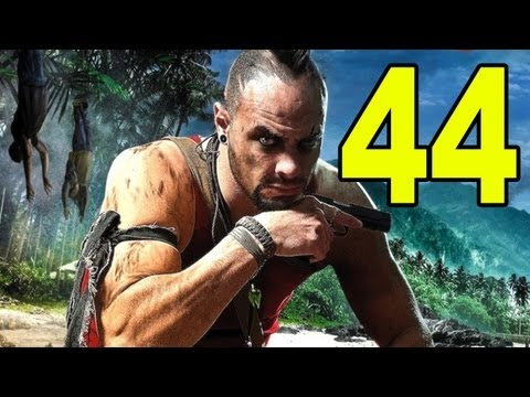 Far Cry 3 - Part 44 - Doppelgänger! (Let's Play / Walkthrough / Playthrough)