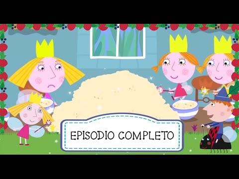 El Pequeño Reino de Ben y Holly - Daisy Y Poppy