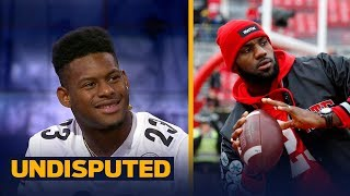 download musica Steelers' JuJu Smith-Schuster is trying to recruit LeBron James to sign with Pittsburgh UNDISPUTED