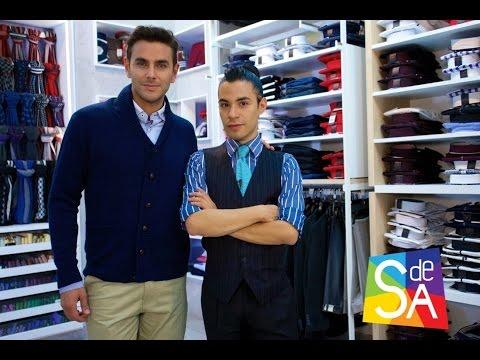 Tips de moda hombre en Aldo Conti #elEscaparate con Alonso Murillo de Servicio De Agencia