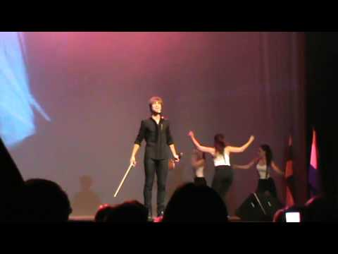 Alexander Rybak - Into A Fantasy (Live at Eurovision Gala Night Luxembourg 2014)