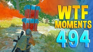 PUBG Daily Funny WTF Moments Highlights Ep 494