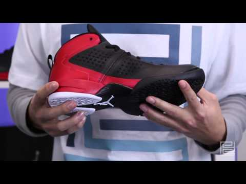 Jordan Fly Wade 2 black white varsity red 479976-001