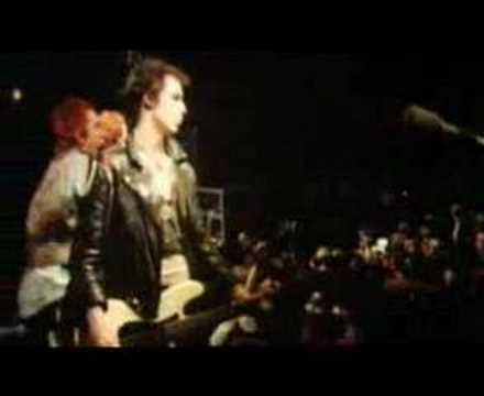Sex Pistols - Seventeen (Lazy Sod) - Live in Stockholm '77