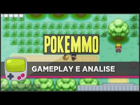 POKEMMO - Pokemon Online [Gameplay + Review]