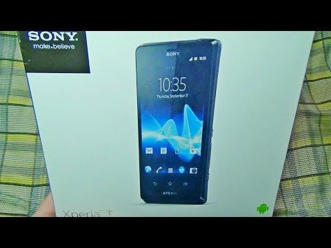 Sony Xperia T LT30p Refurbished(Обновленный) Aliexpress.Распаковка.Мини-обзор.