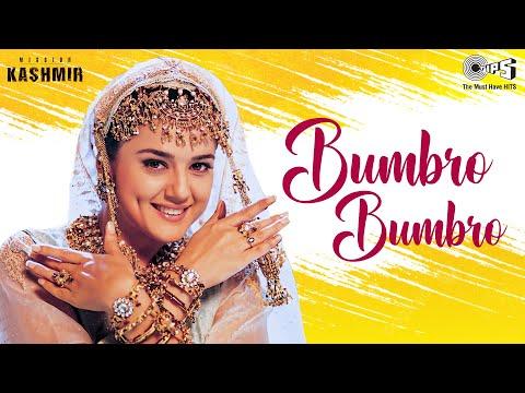 Bumbro Bumbro - Mission Kashmir | Hrithik & Preity | Shankar...