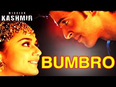 Bumbro Bumbro - Mission Kashmir | Hrithik & Preity | Shankar Mahadevan, Jaspinder & Sunidhi Chauhan