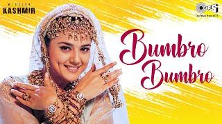 Bumbro Bumbro - Mission Kashmir   Hrithik & Preity   Shankar Mahadevan, Jaspinder & Sunidhi Chauhan