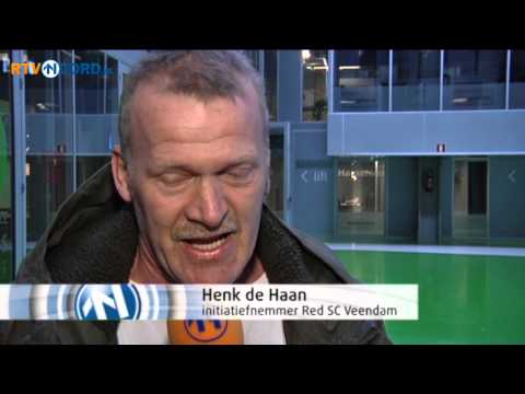 Henk de Haan krijgt hulp bij reddingsactie voor Veendam - RTV Noord