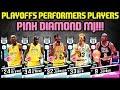 Lagu NEW PLAYOFF PERFORMERS! PINK DIAMOND MJ, DIAMOND MAGIC, DIAMOND KOBE! NBA 2K17 MYTEAM STATS