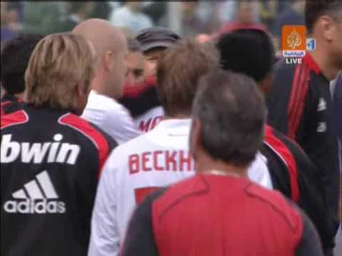 Goodbye Paolo Maldini!   31.05.2009. After Fiorentina - Milan match