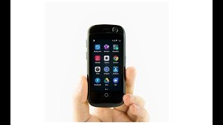 Unihertz Jelly Pro - The Smallest 4G Smartphone in The World