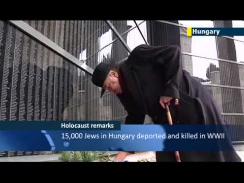 Hungary Holocaust Anniversary: Jewish groups demand removal of Holocaust revisionist from state body