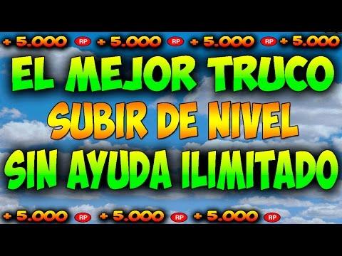 INCREIBLE ! SUBIR DE NIVEL SIN AYUDA / Truco GTA 5 Online:RP ILIMITADO SIN AMIGOS GTA V