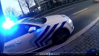 Busted par la police #gangster #rebelle #putaclic