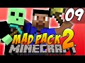 Minecraft Mods - MAD PACK #9 'KING SLIME!' with Vikkstar & Pete (Minecraft Mod - Mad Pack 2)