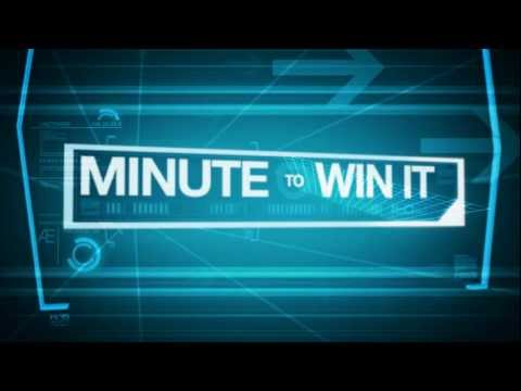 Game: Minute To Win It -- Countdown video