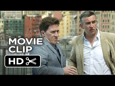 The Trip To Italy Movie CLIP - No Rejection (2014) - Steve Coogan Movie HD