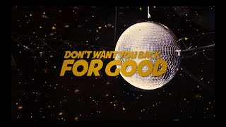 Cascada - Back For Good (Official Lyric Video)