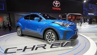C-HR ไฟฟ้ามาแล้ว! ค่าย Toyota ใช้เวทีเซี่ยงไฮ้เปิดตัวพร้อม RAV4 ใหม่!