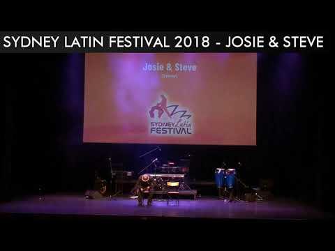 SYDNEY LATIN FESTIVAL 2018 - JOSIE & STEVE