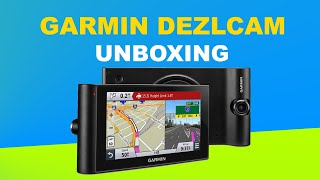 Garmin dezlCam LMT Unboxing HD