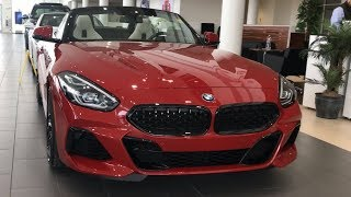What Do We Think of the 2019 BMW Z4?