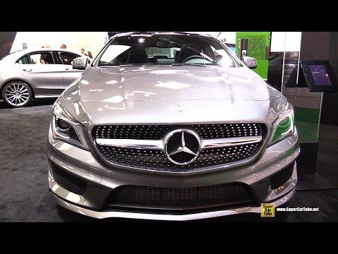2015 Mercedes Benz CLA Class CLA 250 4Matic - Exterior,Interior