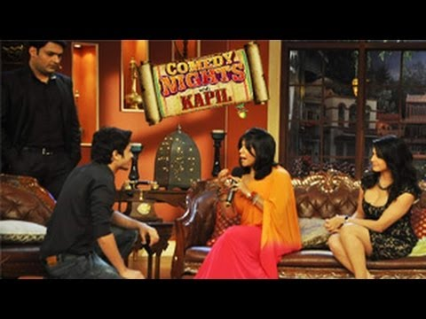 Ekta Kapoor's MARRIAGE PROPOSAL on Comedy Nights with Kapil 8th March 2014 EPISODE