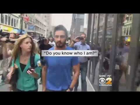 Shia LaBeouf Released After Disorderly Conduct Arrest At Studio 54